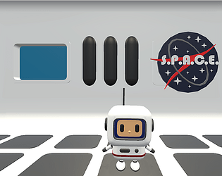 Escape from Space-Astronaut 64