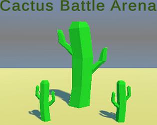 Cactus Battle Arena