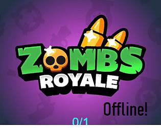 Zombs Royale Offline!