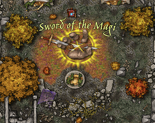 Sword of the Magi Demo