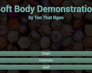 Soft Body Demonstration