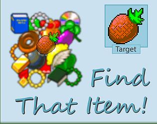 Find That Item!