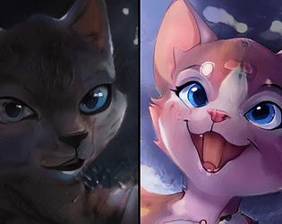 Cats Match