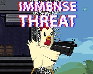Immense Threat [Free] [Platformer] [Windows] [Linux]