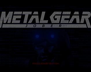 Metal Gear Jober