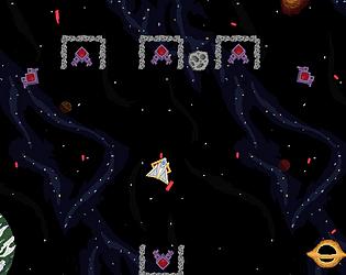 Space Mayhem (2D Shooter)