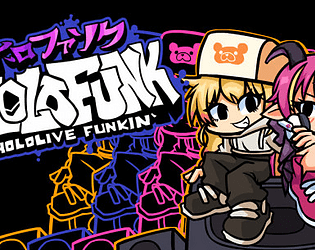 FNF - HoloNight Skin Demo