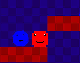 Blue != Red