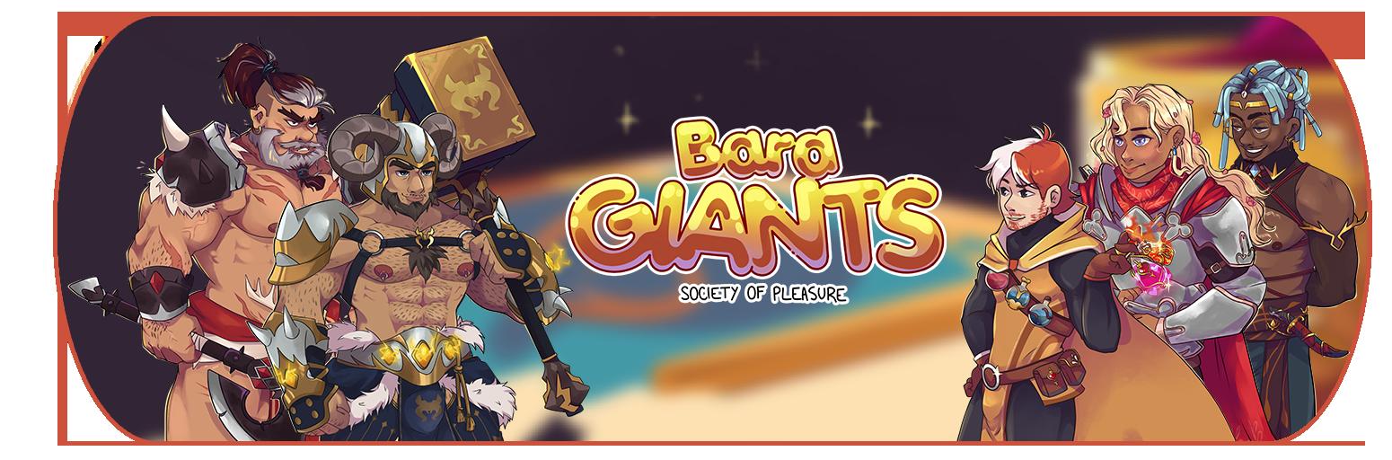 Bara Giants - Adult Art Pack + Guide