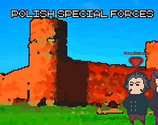 Polish Special Forces [Free] [Action] [Windows]