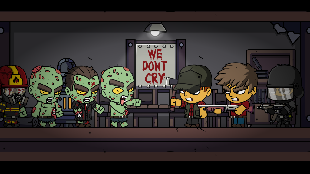 We Don't Cry