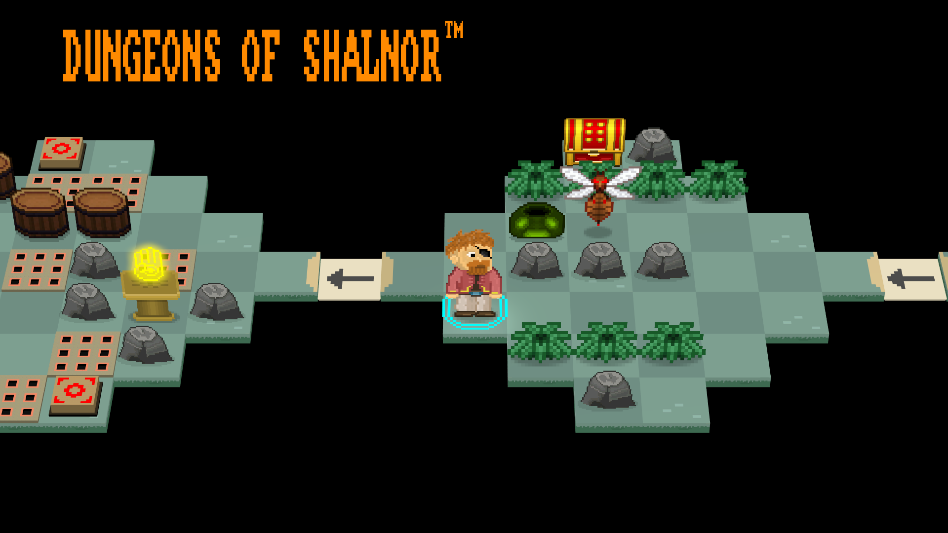 Dungeons of Shalnor