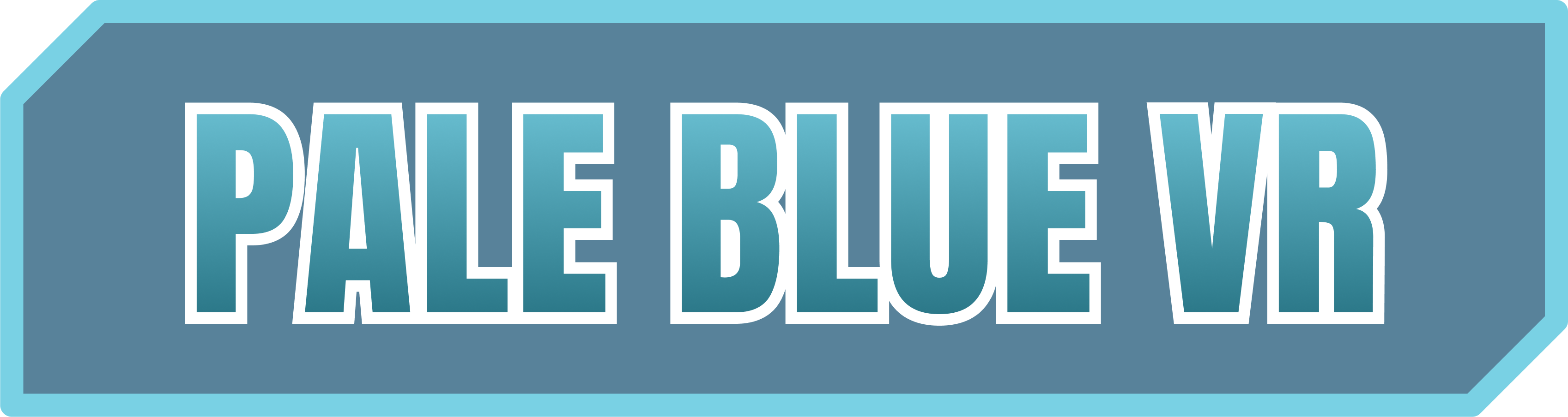 Pale Blue VR