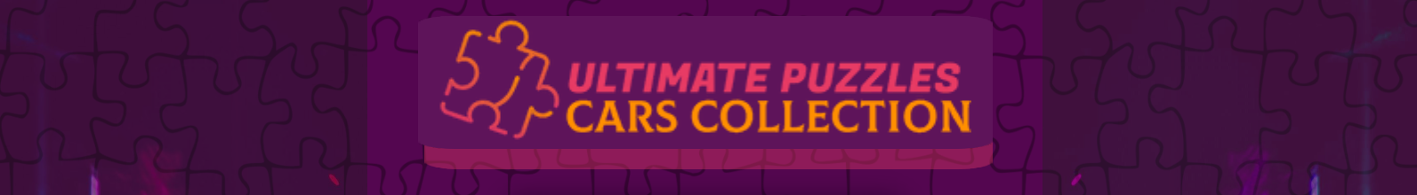 Ultimate Puzzles Cars Collection