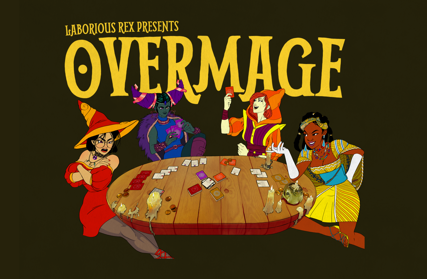 OVERMAGE