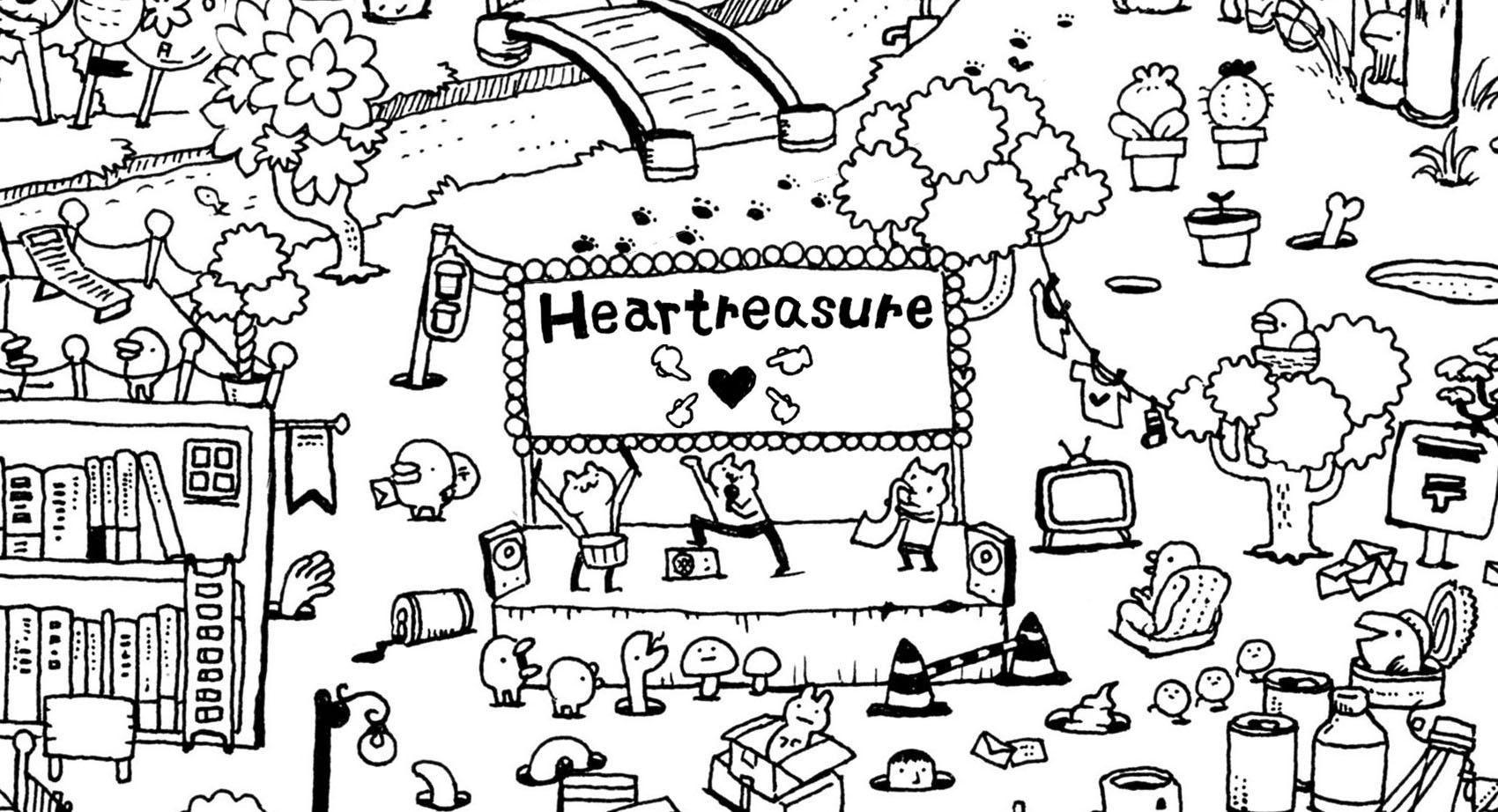 Heartreasure