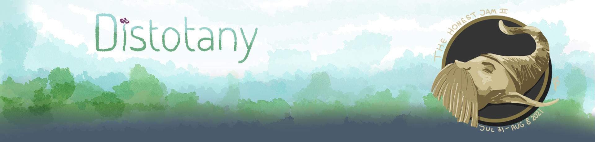 Distotany