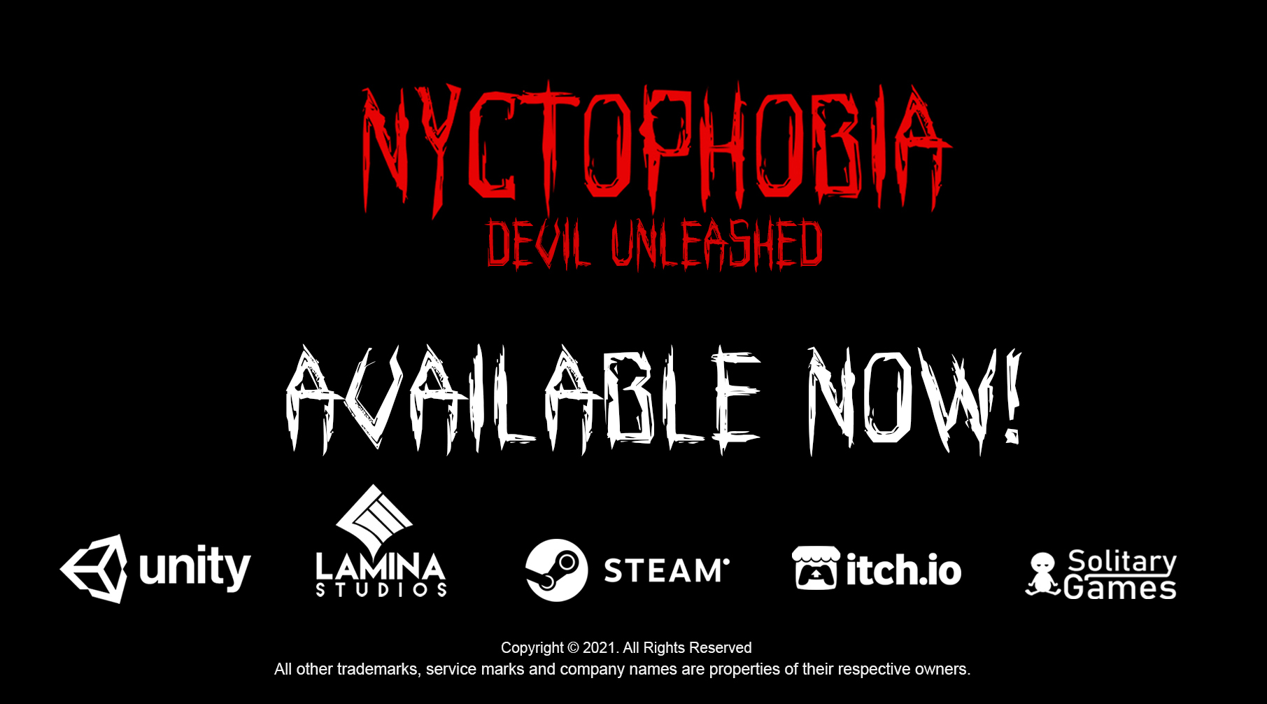 Nyctophobia Devil Unleashed FULL GAME