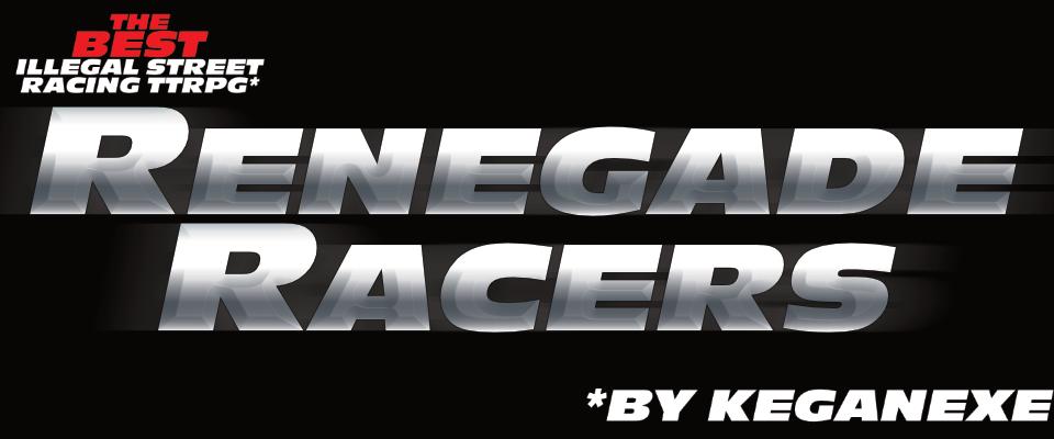 Renegade Racers