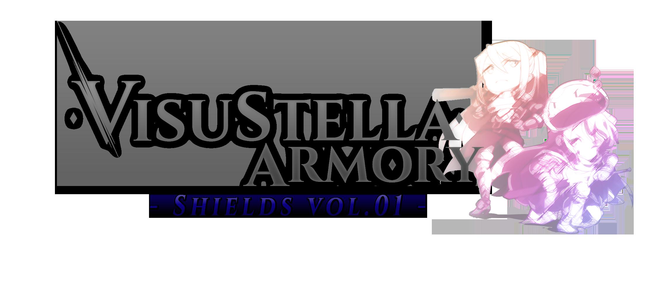 VisuStella Armory: Shields Vol.01