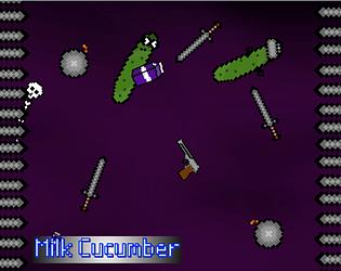 Milk Cucumber