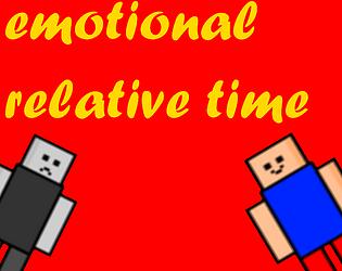 emotional relative world