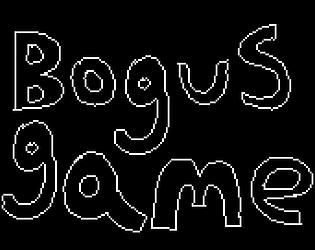Bogus Game