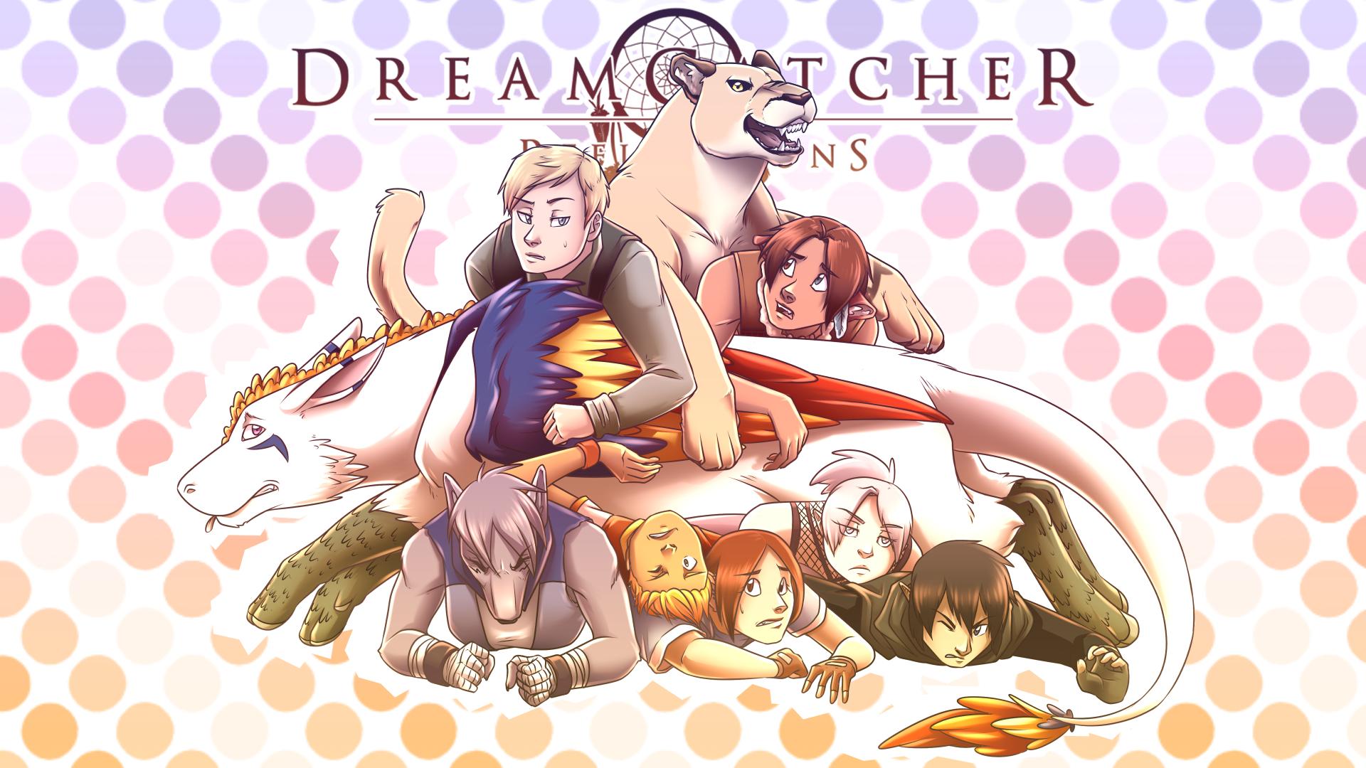 DreamCatcher: Reflections - Vol. 2, Ch. 9 (BETA)