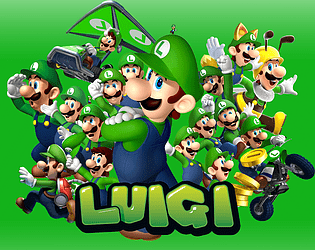 Luigi Forever 2