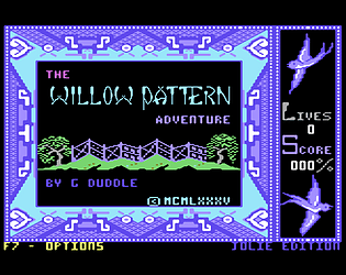 Willow Pattern Adventure (Jolie Edition)