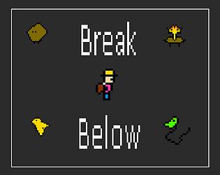 Break Below
