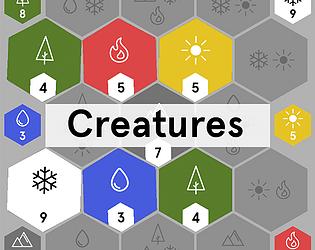 [Prototype] Creatures