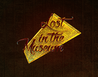 Lost in the Museum advergame