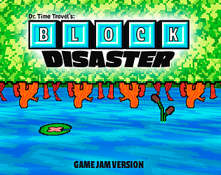 Dr: Time Travel's - Block Disaster