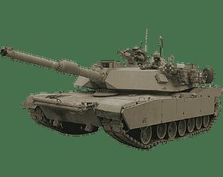 3D لعبة دبابات