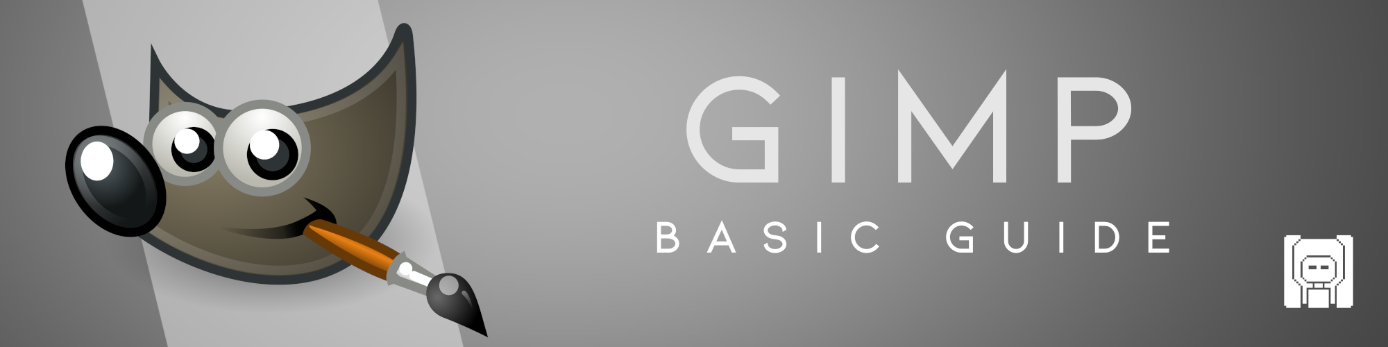 GIMP - Basic Guide (eBook)