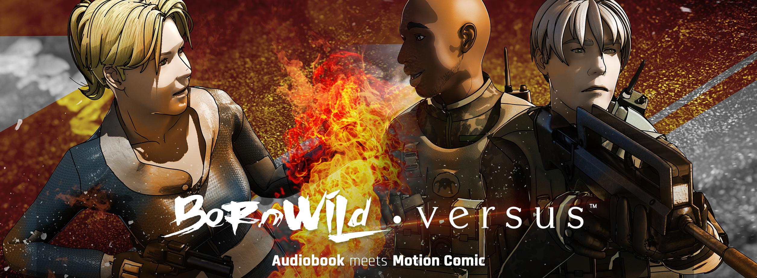 BornWild • Versus - Episode 8