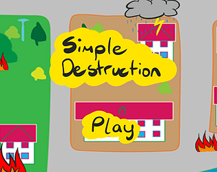 Simple Destruction