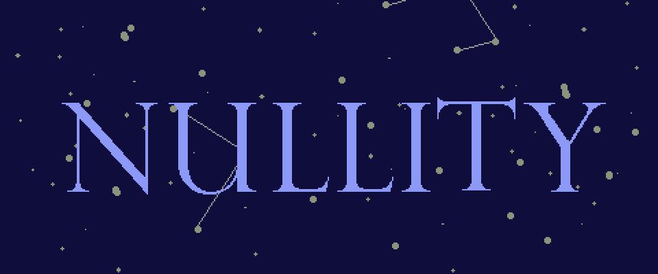 Nullity