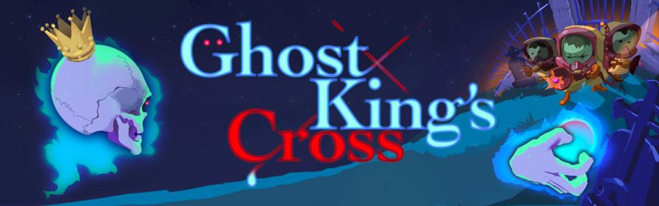 Ghost King's Cross