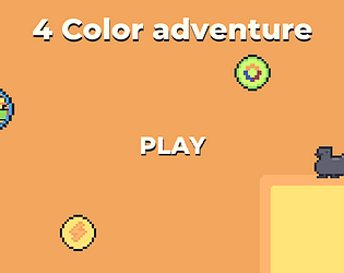 4 color adventure