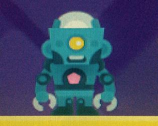 A  Robots Adventures