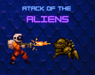 Attack Of The Aliens!