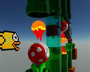 FlappyBird 3D
