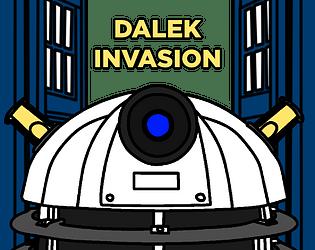 DOCTOR WHO DALEK INVASION DB 8 REV2