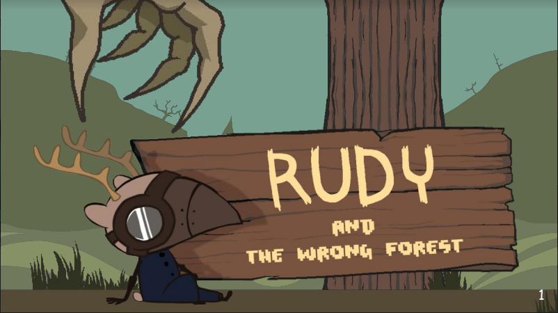 Rudy & the wrong forest (by Fabulous Dingos)