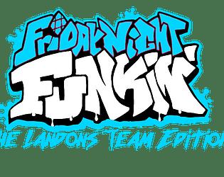 Friday Night Funkin (The Landons Team edition)