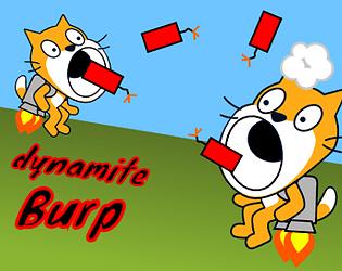 Dynamite Burp