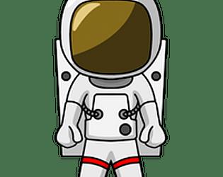 Astronaut Scape