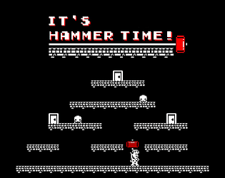 It's hammer time!